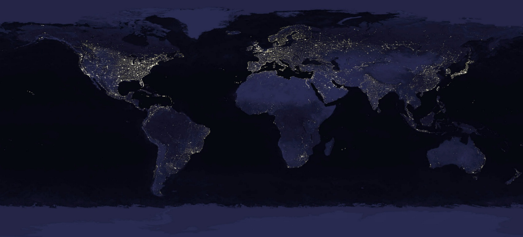 Colouring the earth activities unawe image of the earth at night image 5 gumiabroncs Choice Image