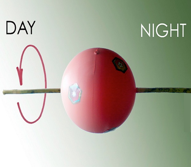 Day/Night Simulation