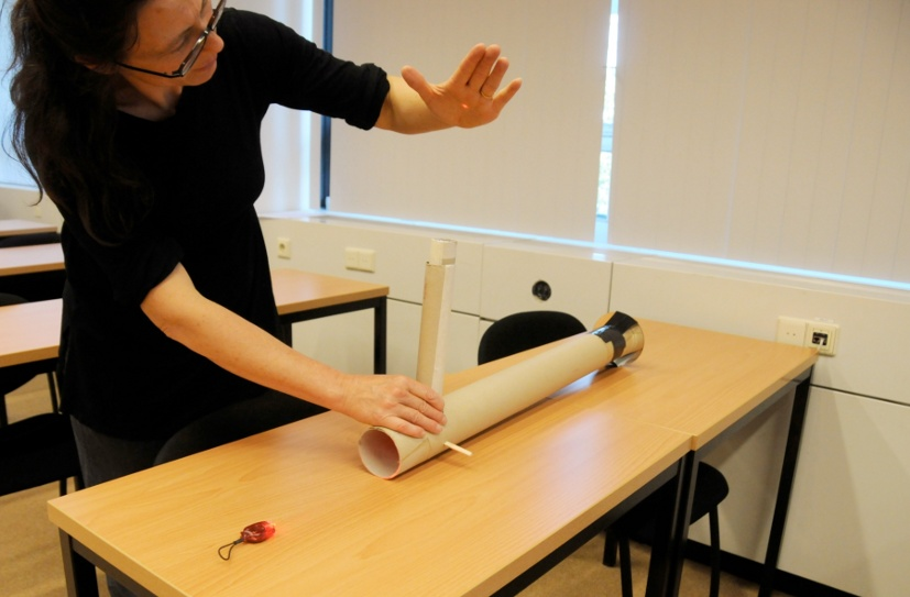 Make A Reflective Telescope Activities Unawe