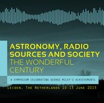 Astronomy, Radio Sources and Society: The Wonderful Century