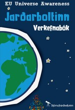 Earth Ball Activity Book in Icelandic