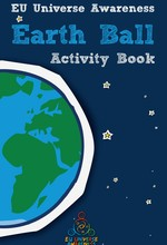 Earth Ball activity book in Turkish
