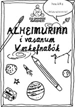 EU-UNAWE Cosmos in your Pocket Activity Book (Icelandic)