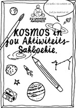 EU-UNAWE Cosmos in your Pocket Activity Book (Afrikaans)