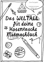 EU-UNAWE Cosmos in your Pocket Activity Book (German)