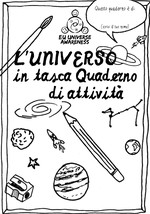 EU-UNAWE Cosmos in your Pocket Activity Book (Italian)