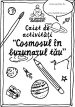 EU-UNAWE Cosmos in your Pocket Activity Book (Romanian)