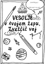 EU-UNAWE Cosmos in your Pocket Activity Book (Slovenian)