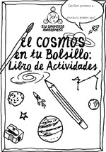 EU-UNAWE Cosmos in your Pocket Activity Book (Spanish)