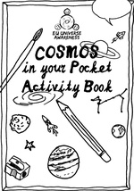 EU-UNAWE Cosmos in Your Pocket Activity Book (English)