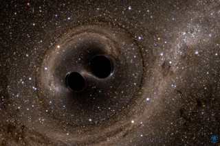 Black Holes Make Waves Across The Universe