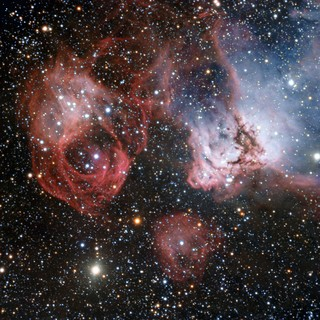 Cosmic Dragon Breathes New Life into the Night Sky