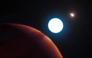 The Planet with Three Suns
