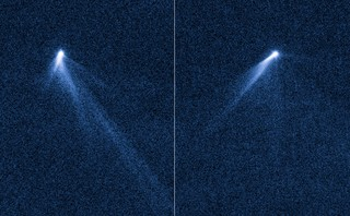 When is a Comet not a Comet?