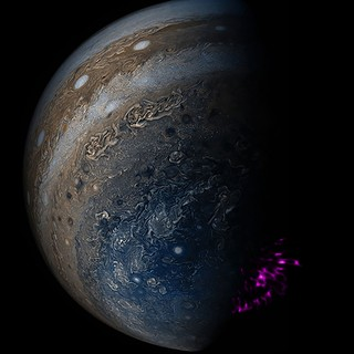 Flashing Lights in Jupiter's Sky