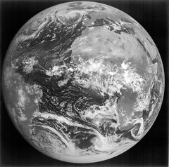 Meteosat-7's Final Image