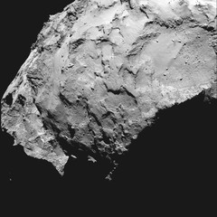 'J' Marks the Spot for Rosetta's Lander