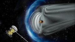 Saturn's bow shock