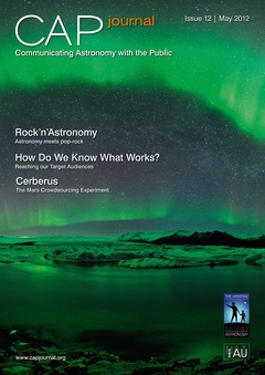 Communicating Astronomy With the Public Journal Issue 12 Now Available