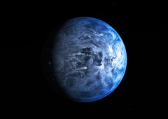 The Other Blue Planet