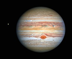 Hubble's New Image of Jupiter