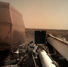 NASA's Insight Spacecraft Takes a Selfie