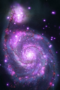 The Whirlpool Galaxy
