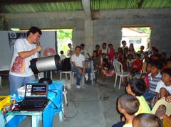 Astronomy Education Project in the Philippines