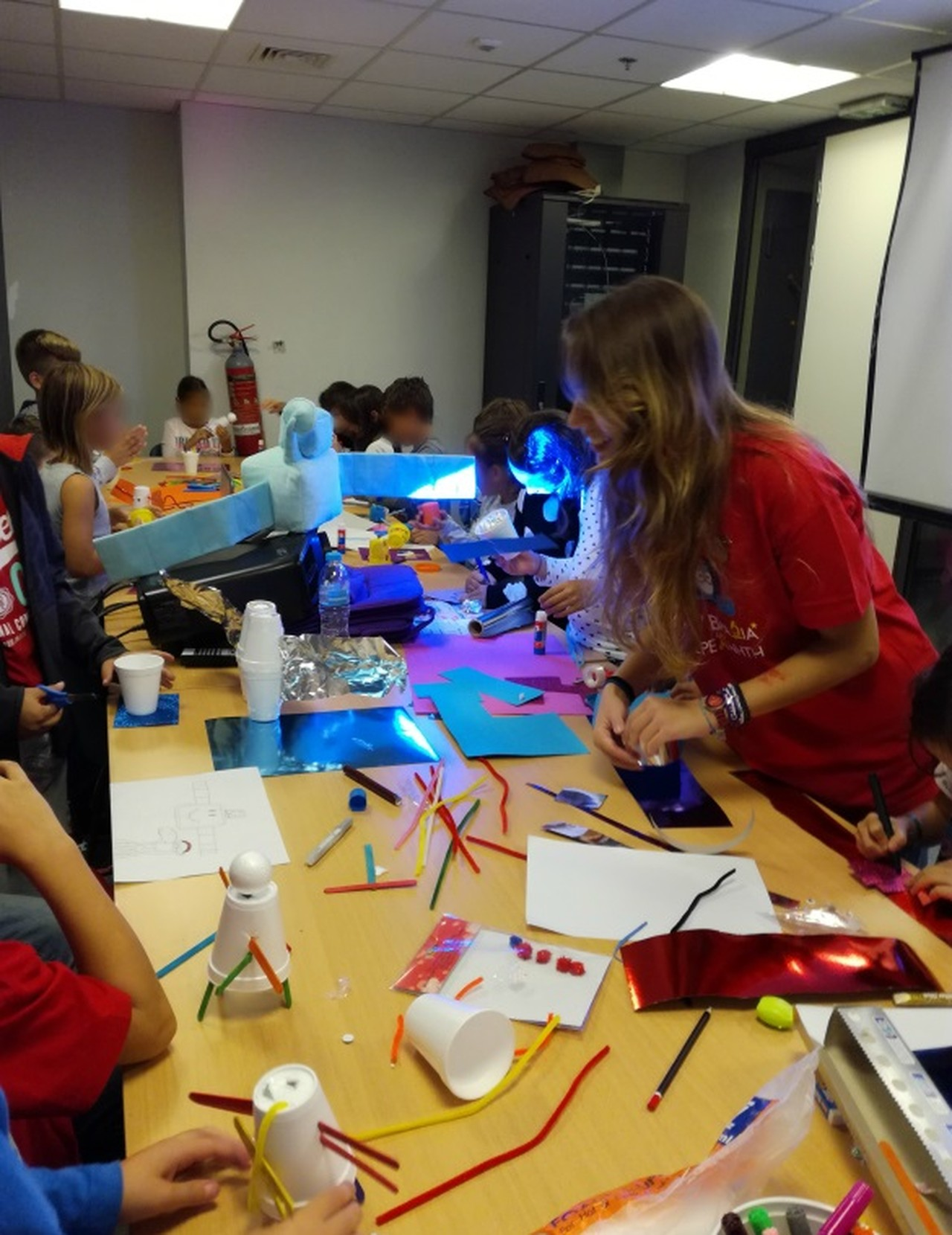 'Build Your Own Rosetta' workshop at the European Researchers' Night in Greece