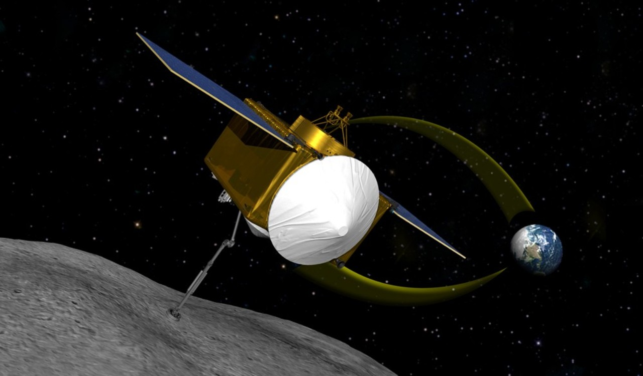 Bennu Asteroid in 2016 (page 2) - Pics about space