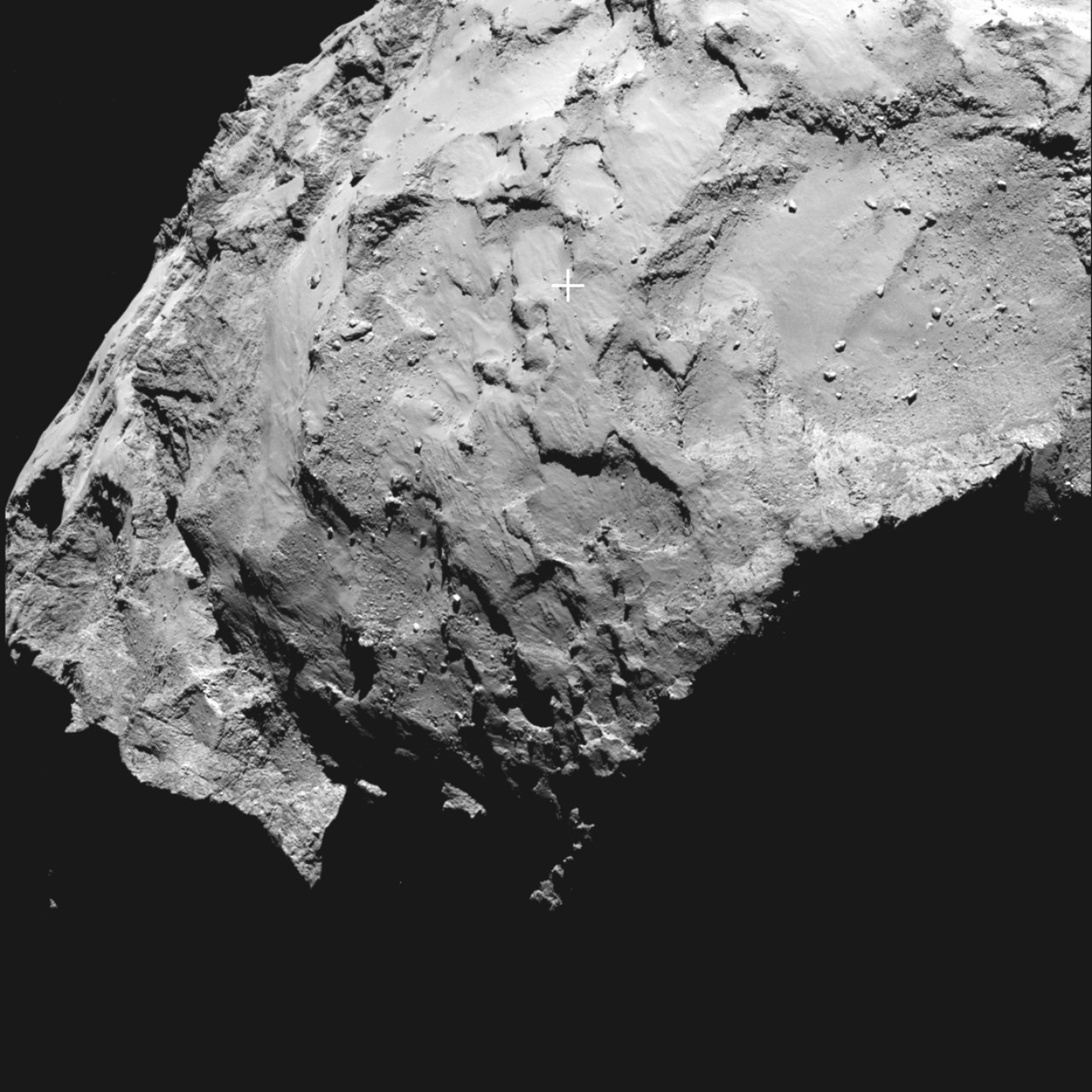 philae found! rosetta space science our activities esa - HD 1280×1280