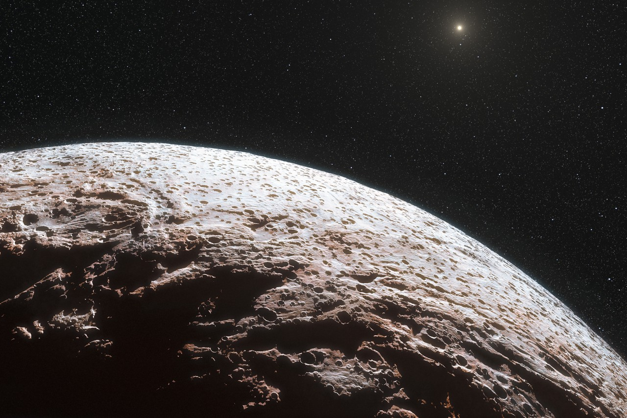Ночи Плутона или на краю Ойкумены (5 фото)