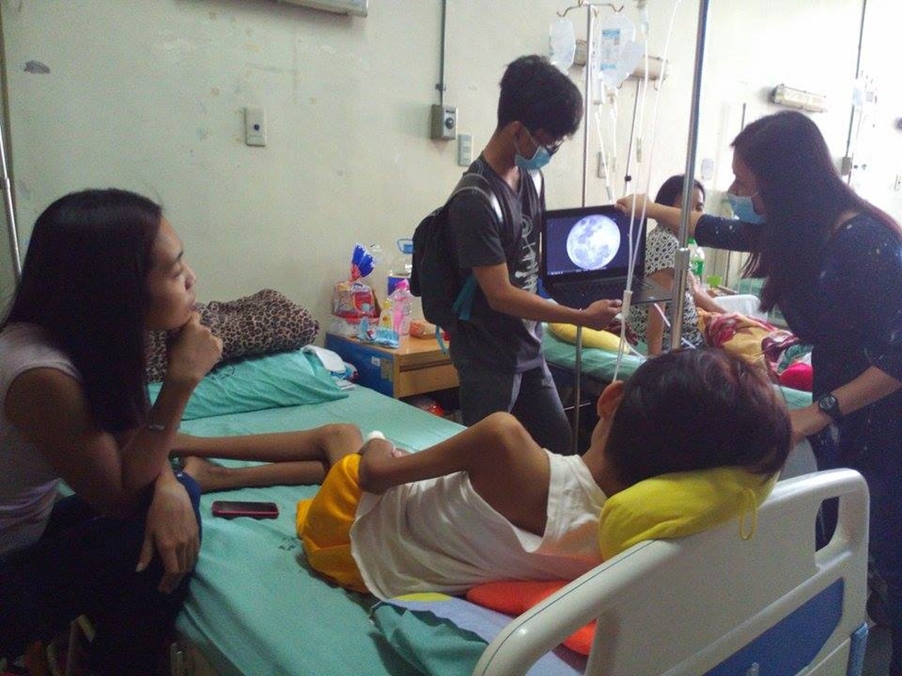 Storytelling for Cancer Patients at Philippine Children's Medical Center