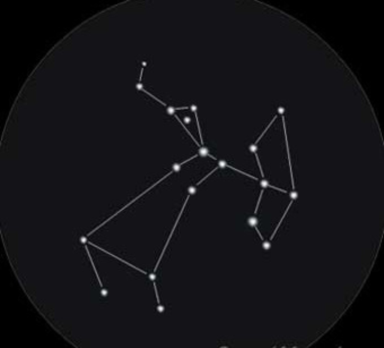 созвездие стрелец картинки талисман под конкретного