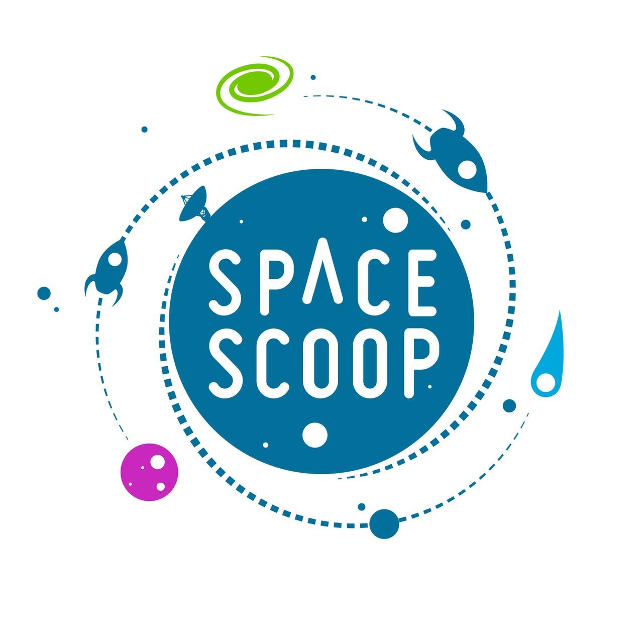Space Scoop logo   UNAWE
