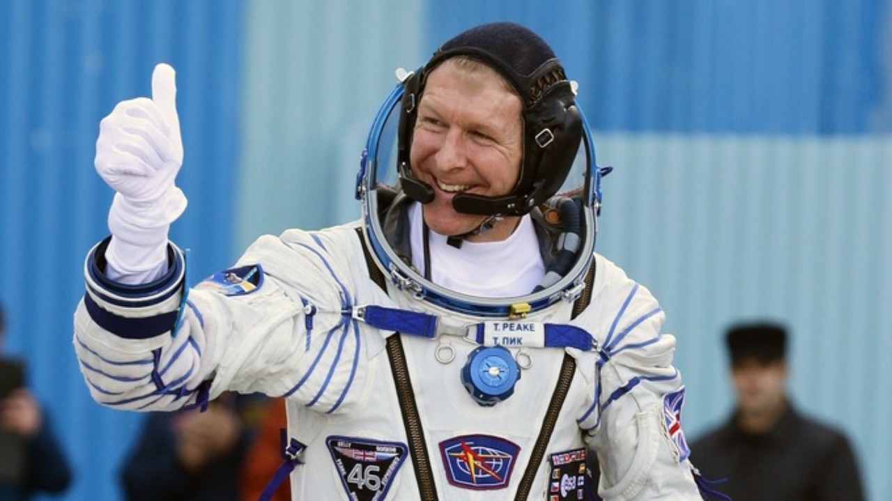 who was the first british astronaut in space - photo #6