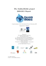 The GalileoMobile project 2009-2011 Report